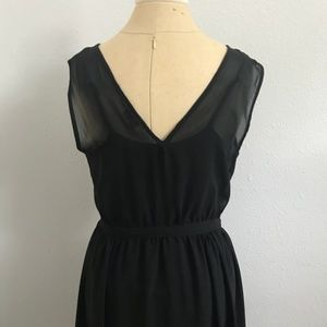Urban Outfitters Dresses - Black Maxi Dress - Urban Outfitters Sparkle & Fade